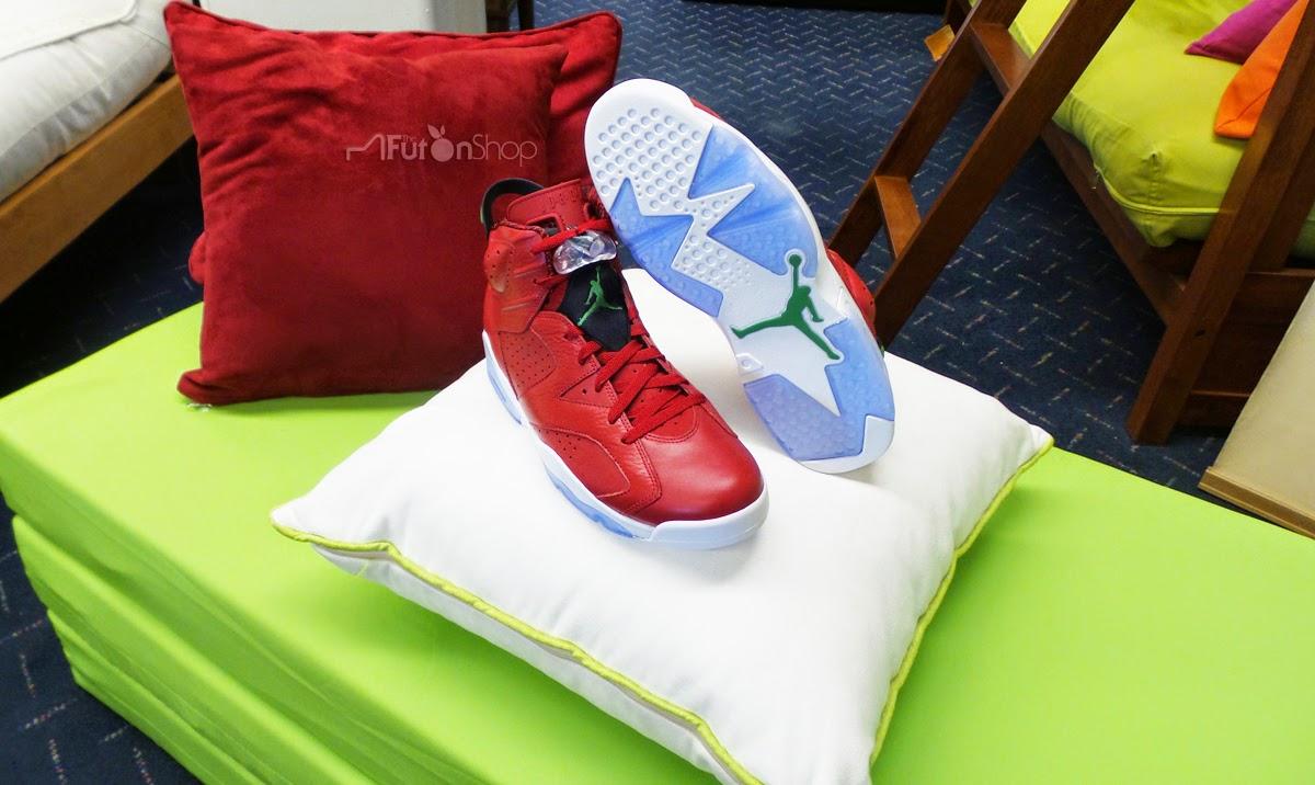 Nike Air Jordan 6 Spizike History of Jordan