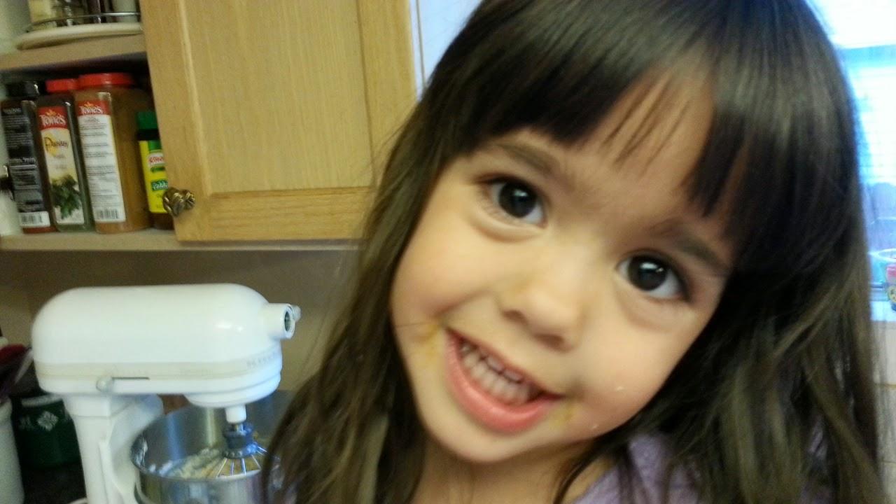 Audrey, age 3