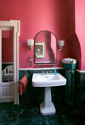 Vintage a colori ristrutturazione di una villa d 39 epoca for Arredamento anni 20