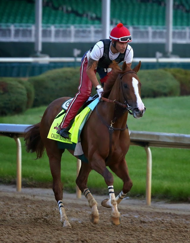 California Chrome Kentucky Derby Winner
