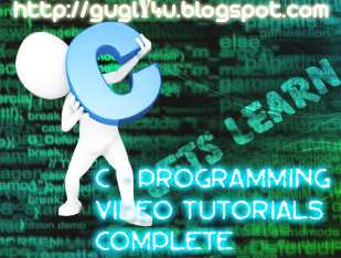 c programming video tutorials,c language video tutorials,complete video tutorials,video tutorials,tutorials video,c video tutorials