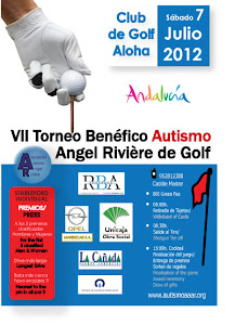 Charity Golf Day  - July 7, 2012