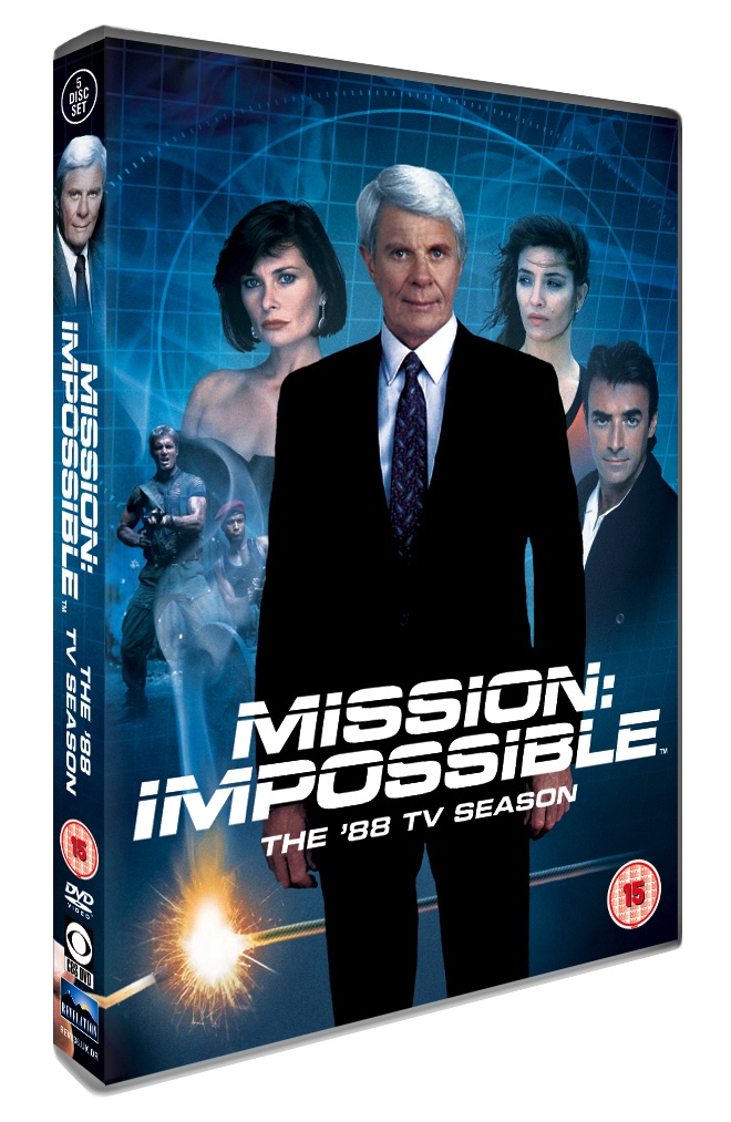 a review of the popular tv series mission impossible Fifth time's the charm as this exceptionally well-made movie takes the series to impossible - rogue nation review: the best early in mission: impossible.