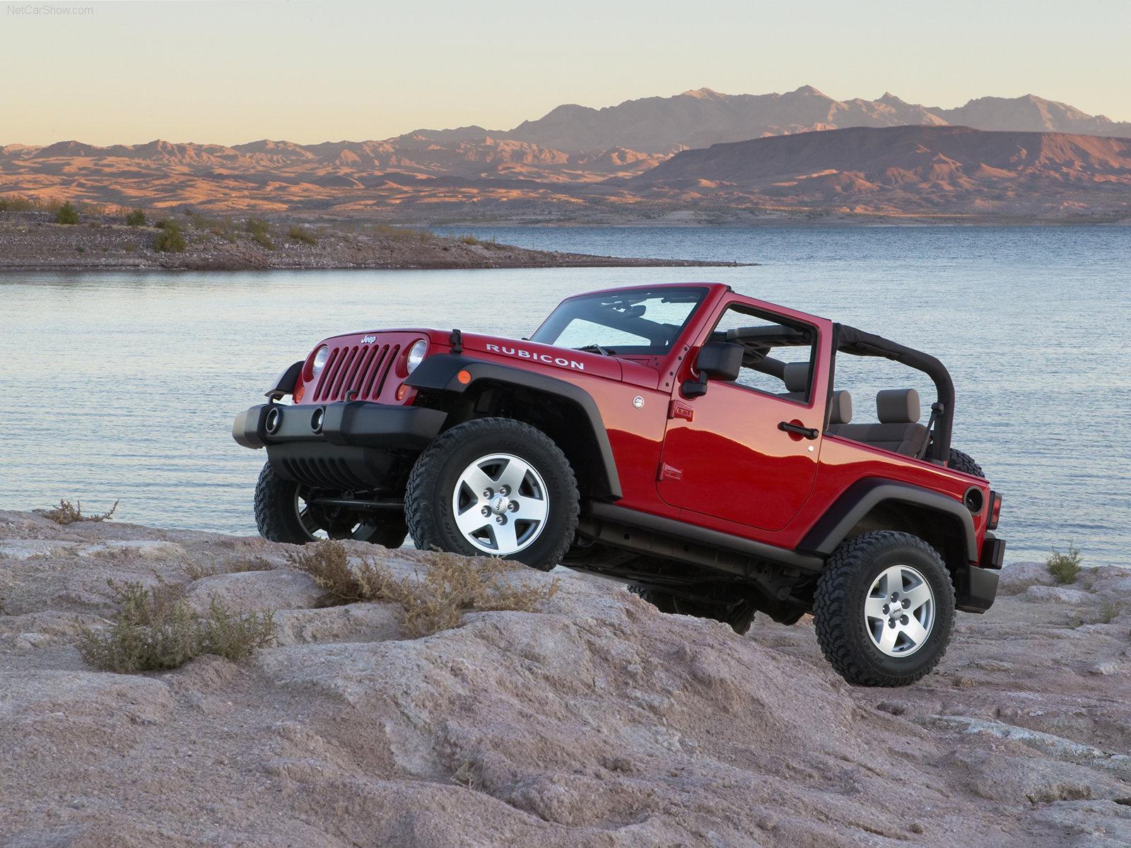 2007 Jeep Wrangler Unlimited Wiki