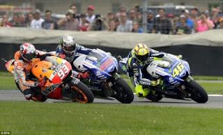 Jadwal 7 Seri Terakhir MotoGP 2015