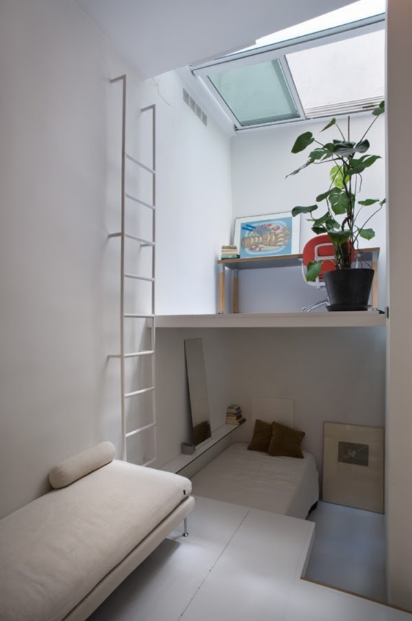 05-Living Work and Bed Areas-MYCC-Architects-Micro-Spanish-Vertical-Flat-20m²-www-designstack-co