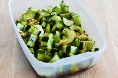 Chinese Cucumber Salad Recipe (Low-Carb, Gluten-Free, Vegan) | Kalyn's ...