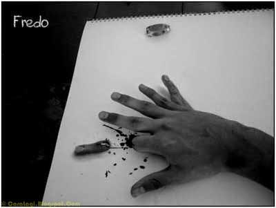 Lukisan Pensil 3D 5