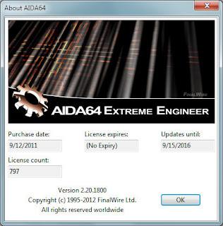 AIDA64 Extreme Engineer Edition v2.20.1800 Free Mediafire Download