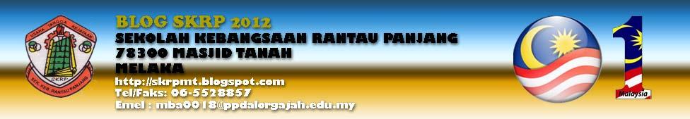 Blog SK Rantau Panjang 2012