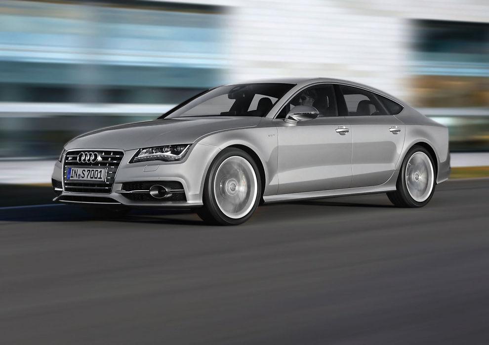 2013 Audi S7 Sportback Auto Cars Concept