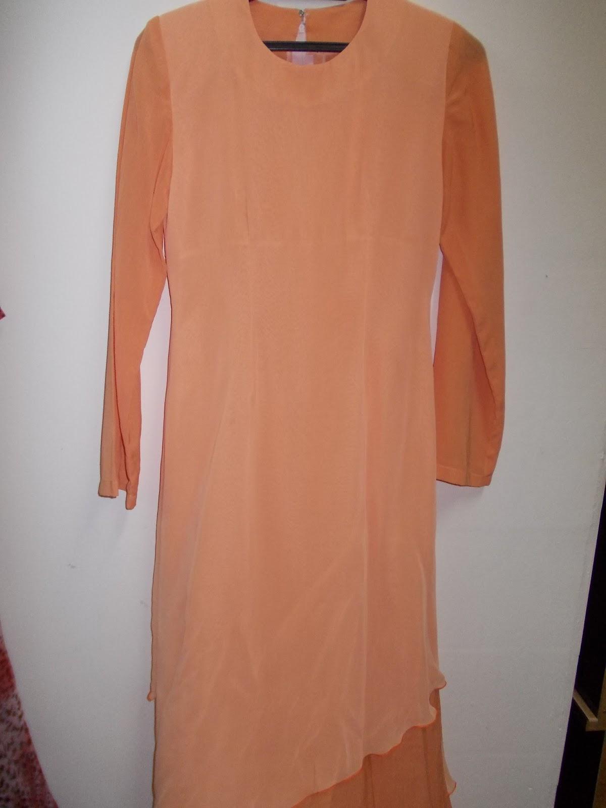 DRESS LABUH BIASA RM 40.00