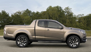 2014 Chevy Colorado MPG,Review  & Price