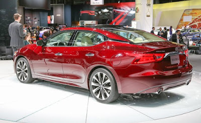 2016 Nissan Maxima Review