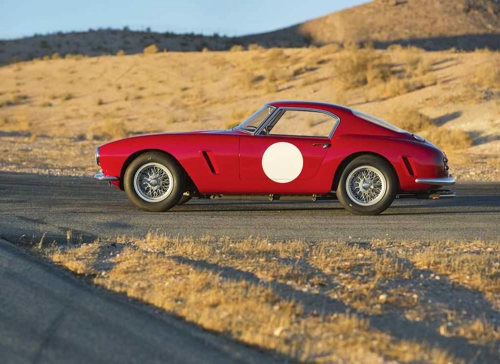 1960 Ferrari 250 Gt Swb Berlinetta Competizione Auto