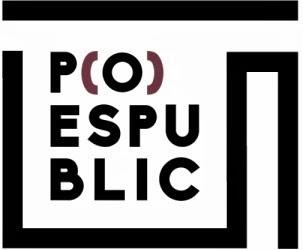 Poesía no espazo público
