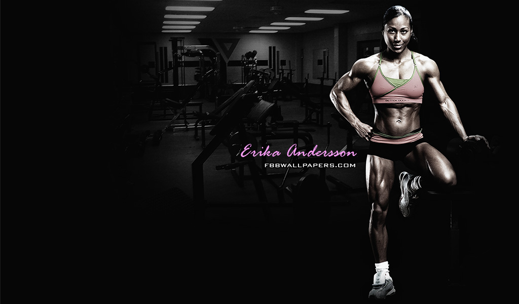 Erika Andersson Wallpaper