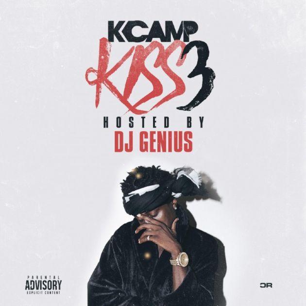 K. Camp - 2Crazy