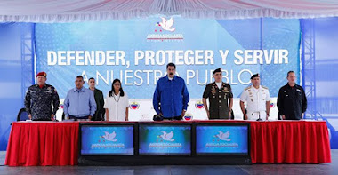 Jefe de Estado crea Gran Misión Cuadrantes de Paz