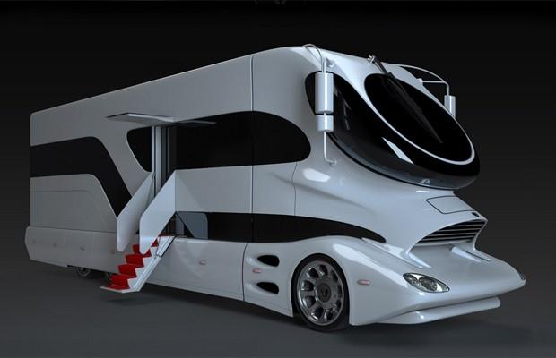 car on O ônibus Mais Caro do Mundo