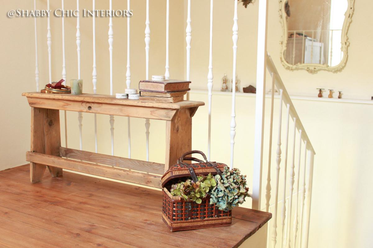 Trasformare un angolo di casa shabby chic interiors for Trasformare casa