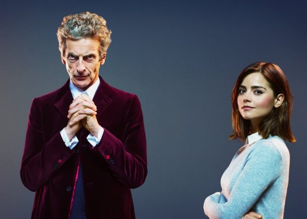 Capaldi Leaving DOCTOR WHO