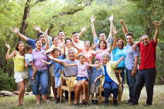 Uitleg Fairport Convention bandnaam - Familie reunie