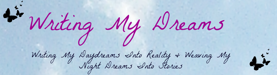 WRITING MY DREAMS: Official Blog of Author C. Michelle Ramsey