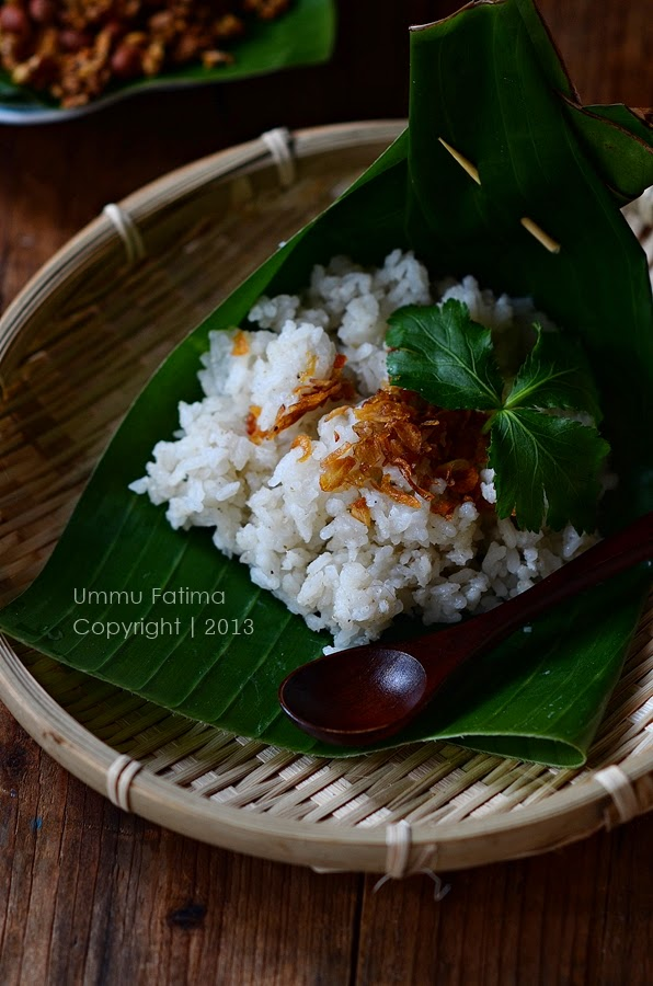Simply Cooking and Baking: Nasi Uduk