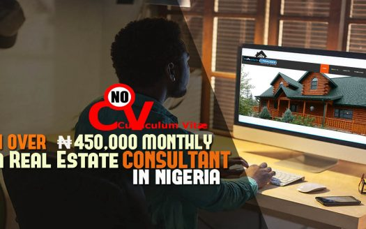 Become a Real Estate Consultant in Nigeria