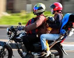 Tips Mudik Aman Sepeda Motor