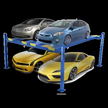 Rampa Auto Estacionamiento HD-9SWX Apila Autos