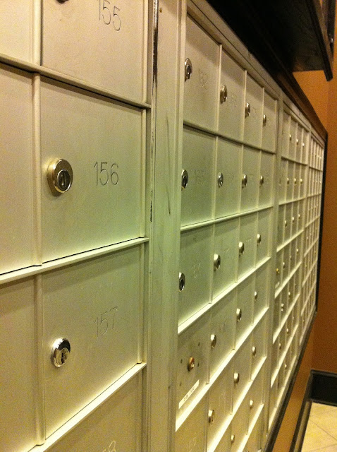 mail boxes free picture