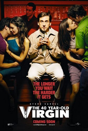 O Virgem De 40 Anos Torrent Dublado BDRip Bluray 720p