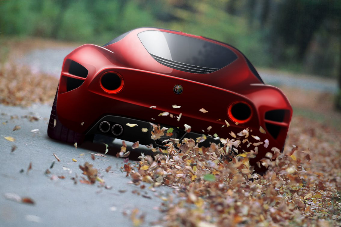 Alfa Romeo 33 Stradale ReplicaAlfa Romeo 33 Stradale Replica