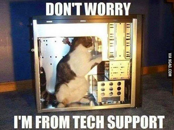 dont worry i m from tech support