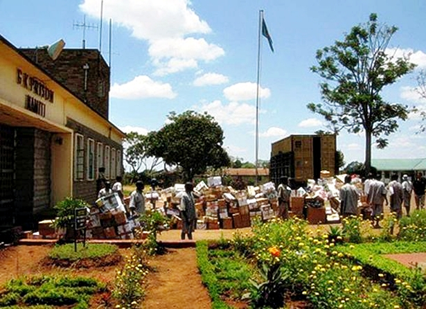 Nairobi Prison, Kenya — Built in 1911 for 800 prisoners, which boomed to 3,000 in 2003, this prison is one of the most congested in the world. This congestion not only resulted in overcrowding, but also in problems with hygiene, sanitation, and general living conditions where it would be a struggle to be physically and mentally healthy. The prison cells reek of sweat, human waste, and filth with the stench of garbage hanging in the air.