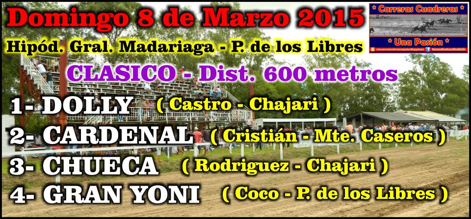 P. DE LOS LIBRES - CLASICO 600