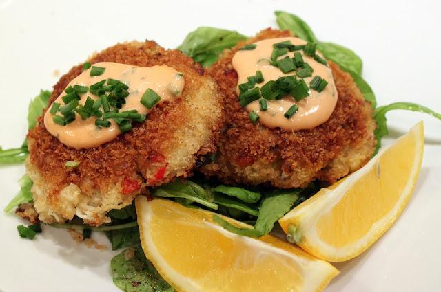 Sauce With Crab Cakes Recipe