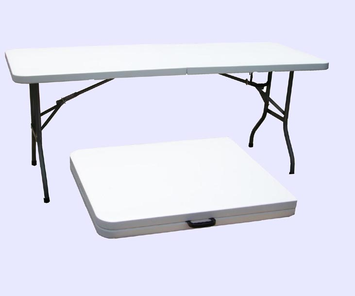 Plastic Folding Table : Invest in Plastic Folding Tables for the Exclusive Use of Your ...