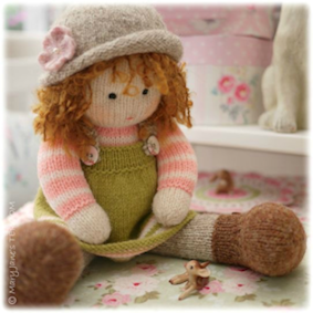 ♡ 'Belle' Tearoom Doll