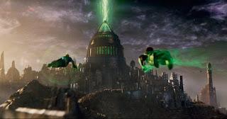 Lanterna Verde - Planeta Oa