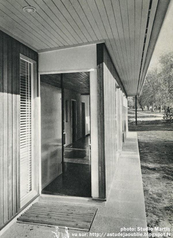 bungalow pr fabriqu s n i b henry pottier. Black Bedroom Furniture Sets. Home Design Ideas