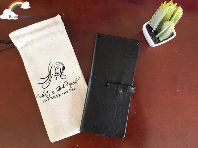 VIP Checkbook wallet