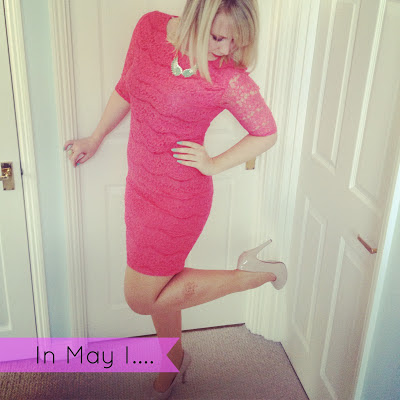 In May I…