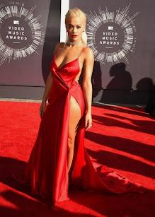 Rita Ora en los premios MTV Awards 2014