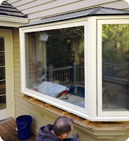 Lindal window replacement