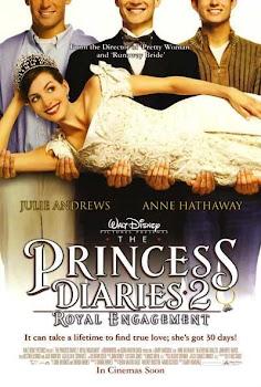 Ver Película Princesa por sorpresa 2  (The Princess Diaries 2) Online Gratis (2004)