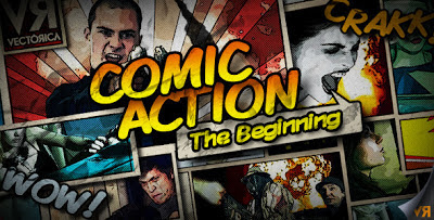 Cominc Action The Beginning