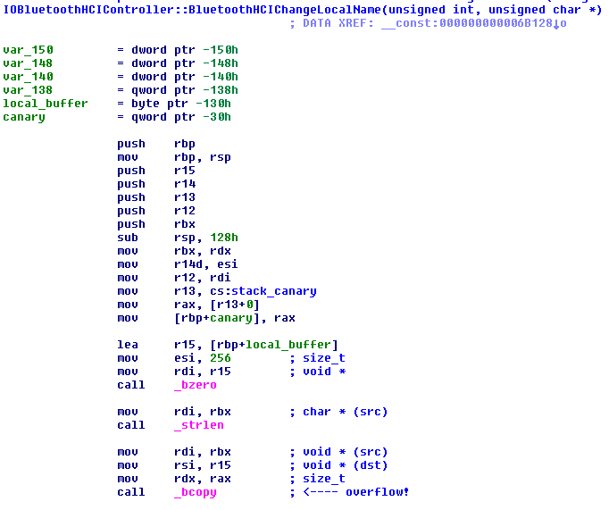 Time to fill OS X (Blue)tooth: Local privilege escalation vulnerabilities in Yosemite